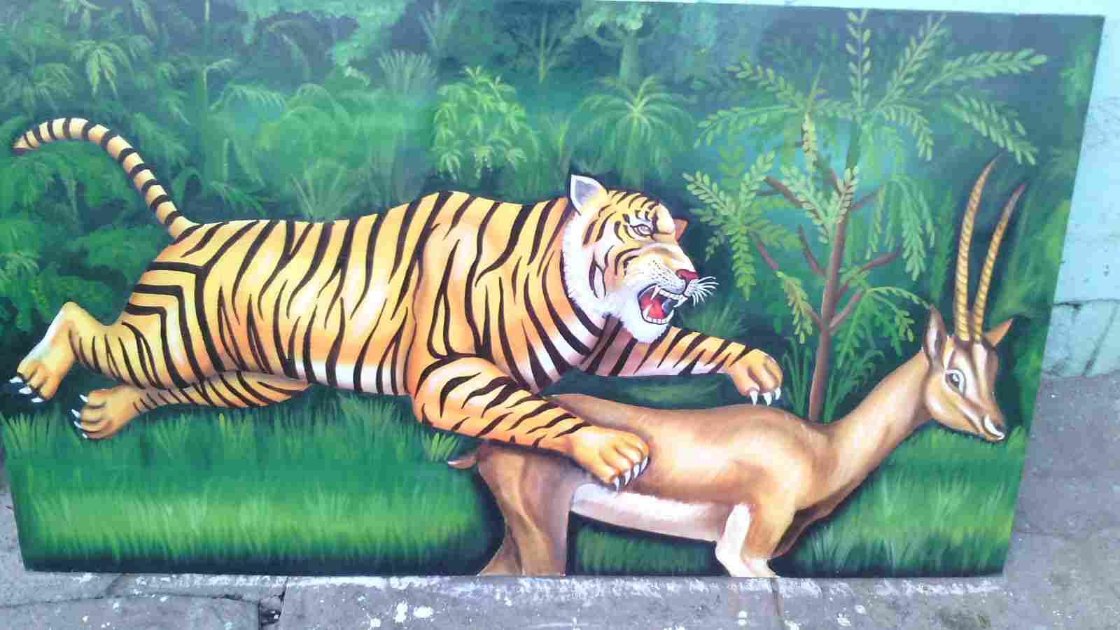 Rashid Ahmed's Painting 2
